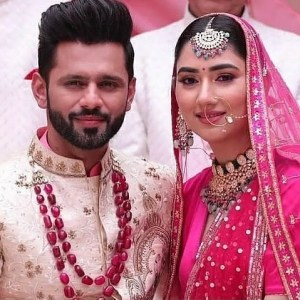 Rahul Vaidya & Disha Parmar share first look of their upcoming song