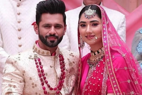 Here's what Rahul Vaidya & Disha Parmar has to say about their ideal wedding ceremony