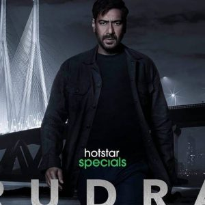 Ajay Devgn to make digital debut with the remake of Rudra – The Edge of Darkness