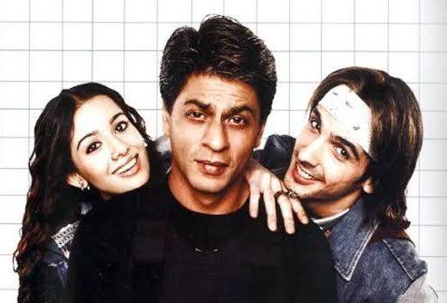 SRK's 'Main Hoon Na' moment for Amrita Rao