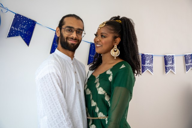"Crown The Brown: Junaed and Musu - ""We Celebrate Each Other's Culture With Love"""