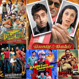 Five fun Bollywood heist films that made us smile