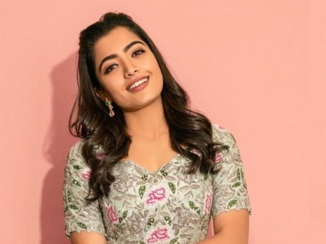 Rashmika Mandanna talks about doing Bollywood movies