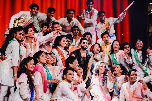 'Fitting tribute to the love I have for varied, unique and lovely cultures of India!': Ayushmann Khurrana
