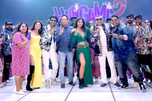 Makers of Hungama 2 confirm the release of their multi -starrer franchise comedy on a major OTT platform this year