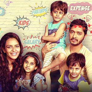 Shreyas Talpade to portray the role of a father in Teen Do Paanch