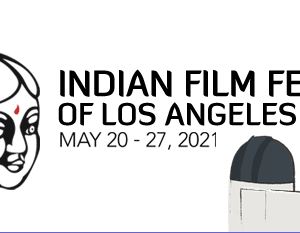 Indian Film Festival of Los Angeles (IFFLA) 2021 Logo