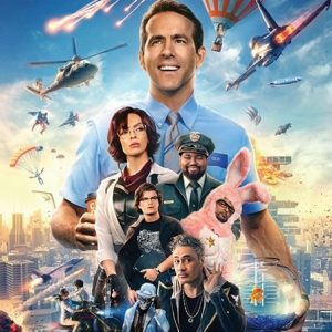 Epic Adventure comedy FREE GUY new trailer out! Starring Ryan Reynolds, Jodie Comer and Taika Waititi