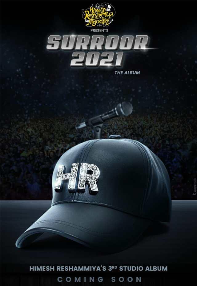 Himesh Reshammiya releases first look of his new album - Surroor 2021