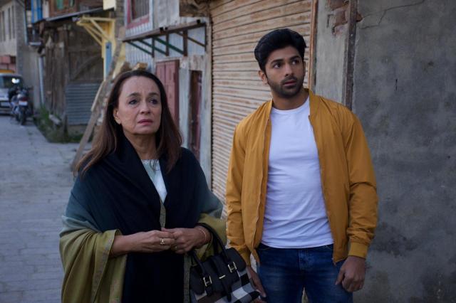 Taha Shah & Soni Razdan New Music Video