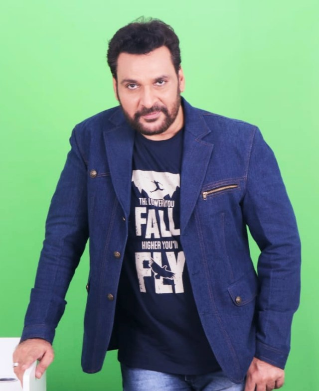 In this pandemic and negativity, this role came as a ray of sunshine: Shahbaz Khan