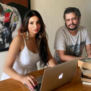 Himanshu Sharma and Kanika Dhillon talk about co-writing Anand L Rai's heartwarming tale Rakshabandhan.