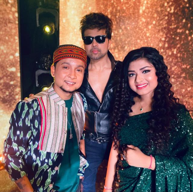 Himesh Reshammiya to launch Pawandeep and Arunita in the first song of his new album as a composer - Moods with Melodies