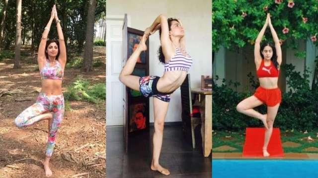 International Yoga Day 2021: Bollywood celebrities shares the benefits of Yoga