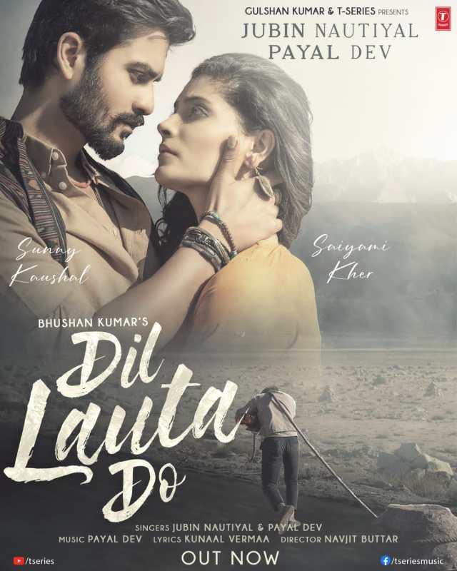 Saiyami Kher and Sunny Kaushal creates magic with their chemistry in 'Dil Lauta Do'