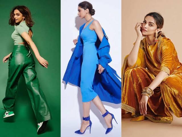 5 colourful looks of Deepika Padukone