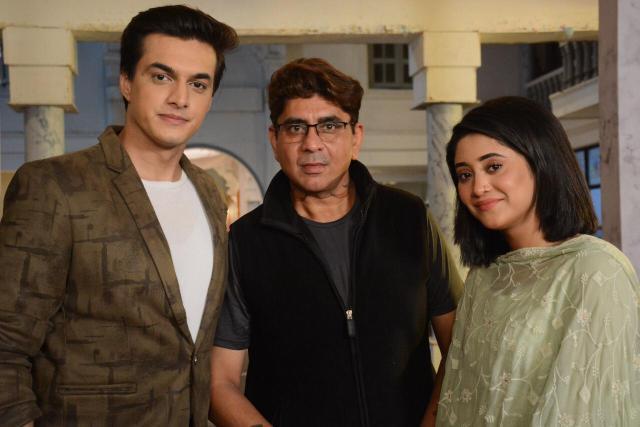 'Yeh Rishta Kya Kehlata Hai': Rajan Shahi's special surprise on Eid