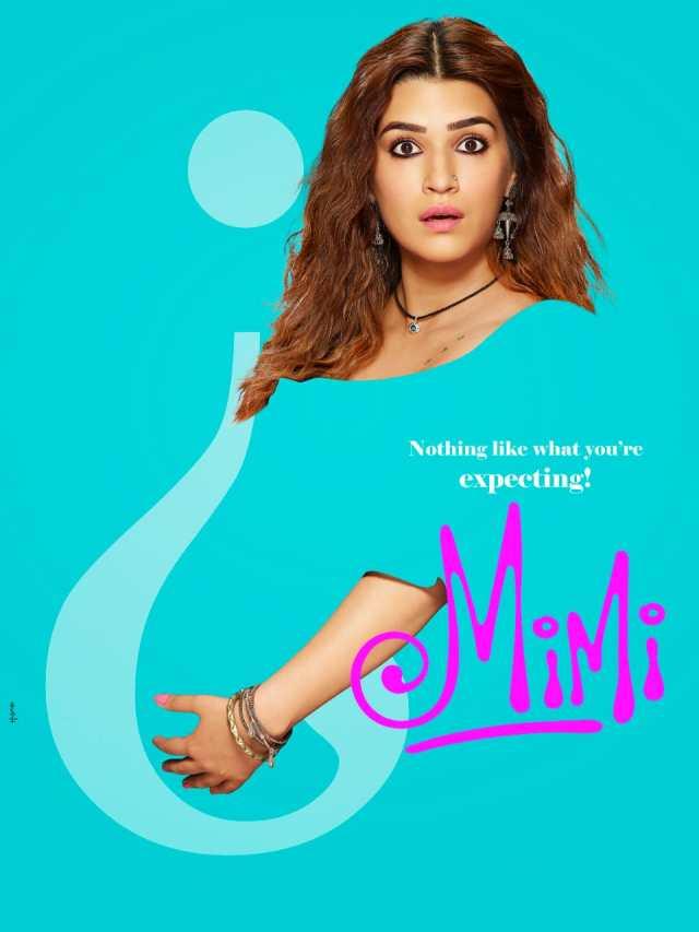 Mimi first look: Kriti Sanon promises an entertaining surrogacy drama