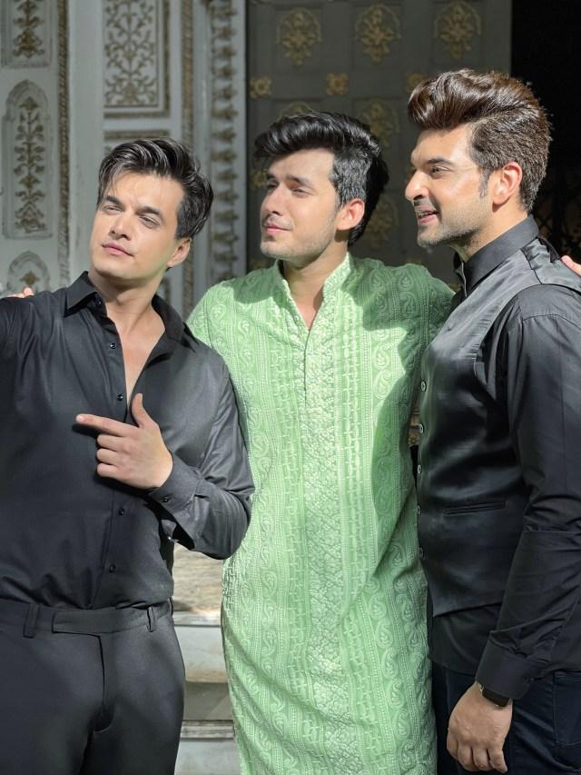 Paras Kalnawat idolises Karan Kundrra and Mohsin Khan, calls the trio KKK