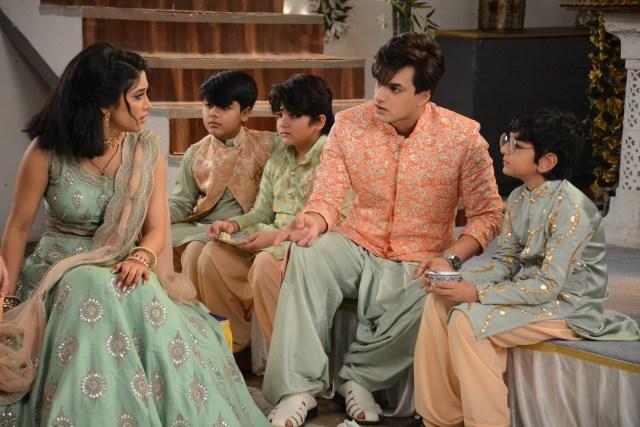'Yeh Rishta Kya Kehlata Hai': Sirat and Kartik are locked in a room