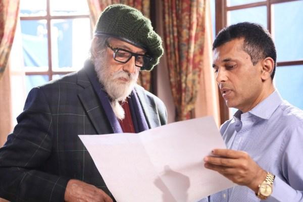 After Kabhi Khabhi and Silsila, Bachchan to recite a poem for Chehre