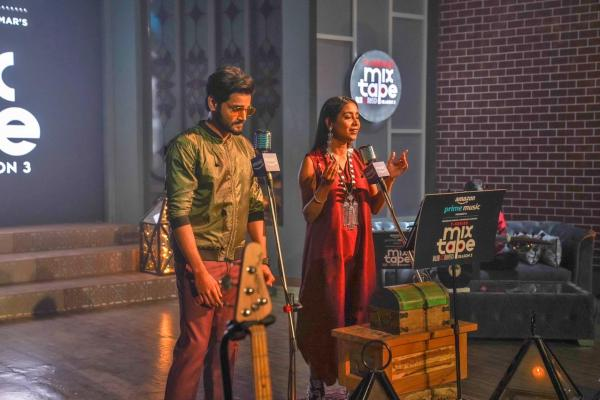 Shilpa Rao and Yasser Desai's soulful vocals enthrall in the 3rd Season of 'MixTape Rewind'