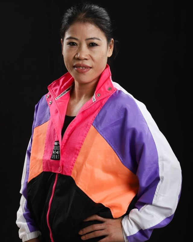 I Apologize to India for Not Winning an Olympic Medal, Says Distraught Mary Kom