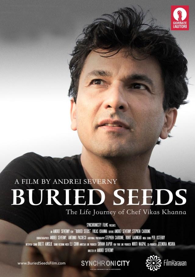 Documentary film based on Chef Vikas Khanna's life; Buried Seeds distributed by FilmKaravan