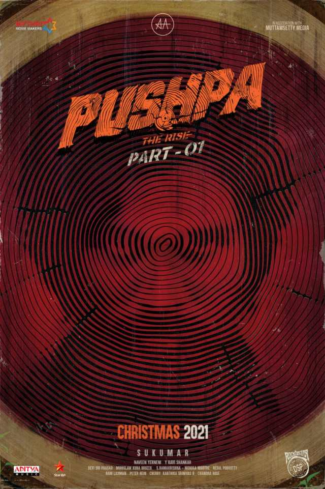 Pushpa: The Rise is all set to have a Christmas 2021 release!