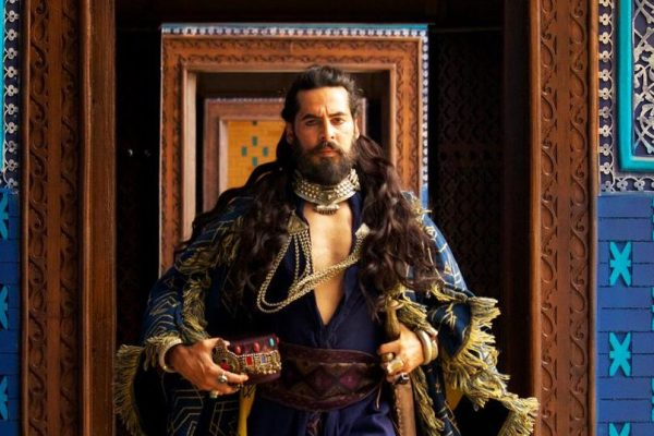 Dino Morea talks about his look in 'The Empire' as it gets compared to Ranveer Singh's 'Khilji'