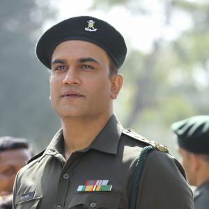 Sharad Kelkar shares how performing in an army uniform is always a great responsibility
