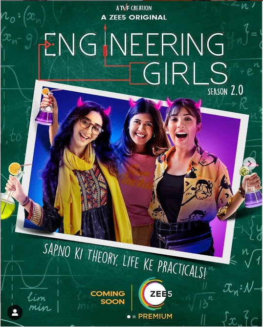 Engineering Girls 2.0 trailer: The story will take you back to college days!