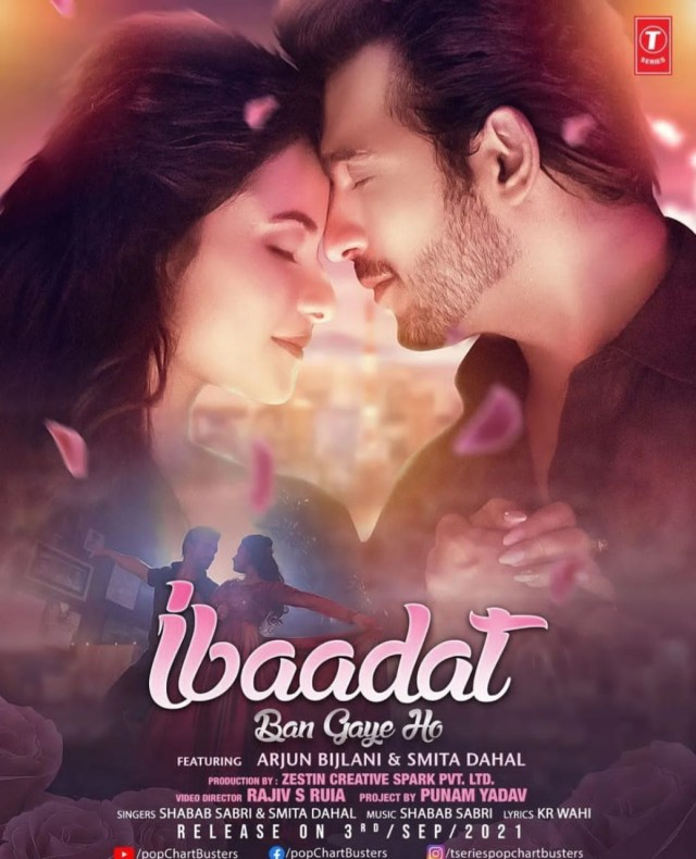 "Smita Dahal and Arjun Bijalani amaze the audience ""Ibaadat Ban Gaye Ho"""