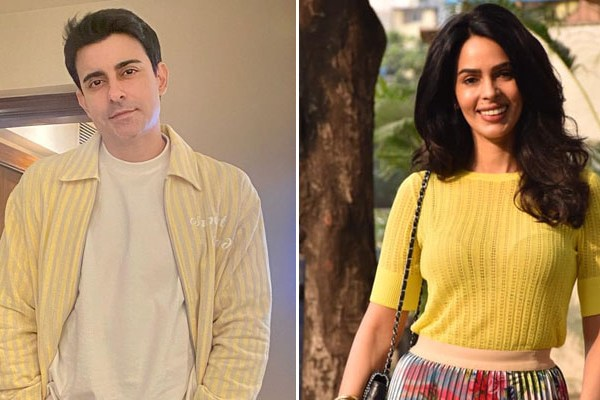 What happened when actor Gautam Rode met Mallika Sherawat for the first time?