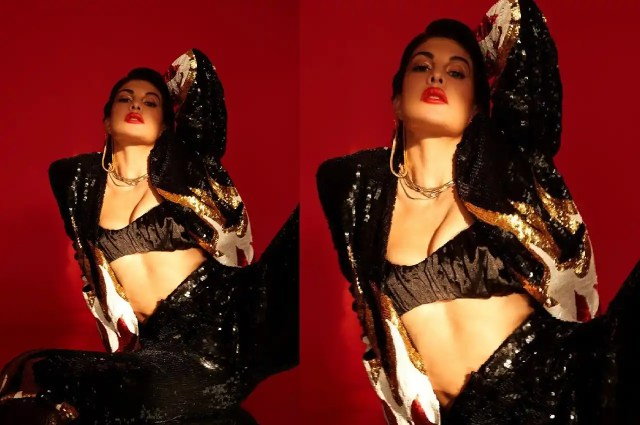 Jacqueline Fernandez is the centre of attention with her new jaw dropping pictures