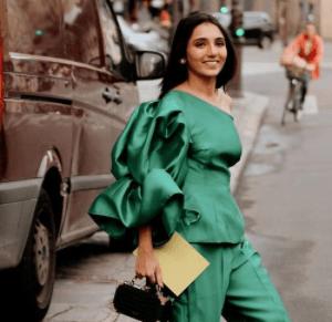 Masooma Paris Fashion Week