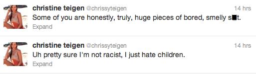 christine teigen twitter 2