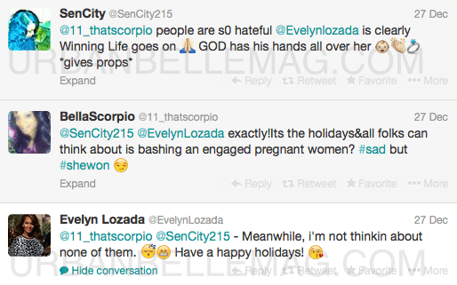 evelyn lozada twitter