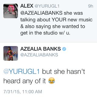 azealia twitter