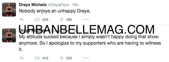 draya twitter