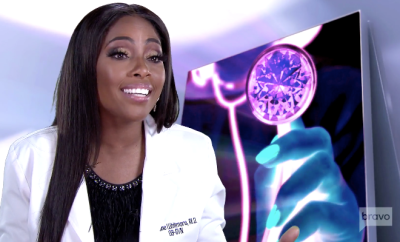 dr simone from married to medicine
