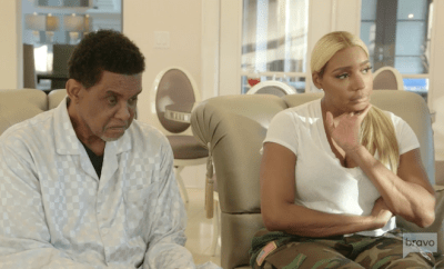 gregg leakes cancer treatment