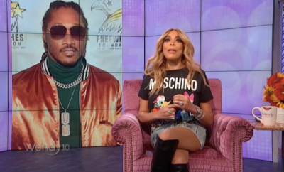 wendy williams ciara and future
