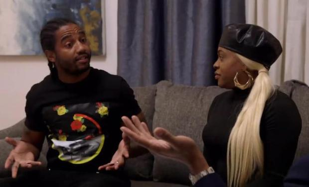 lil mo husband marriage boot camp