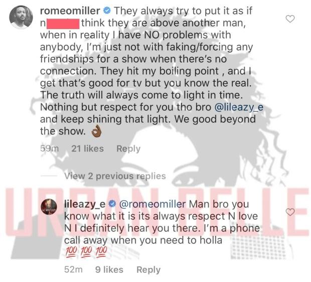 Romeo Miller Instagram