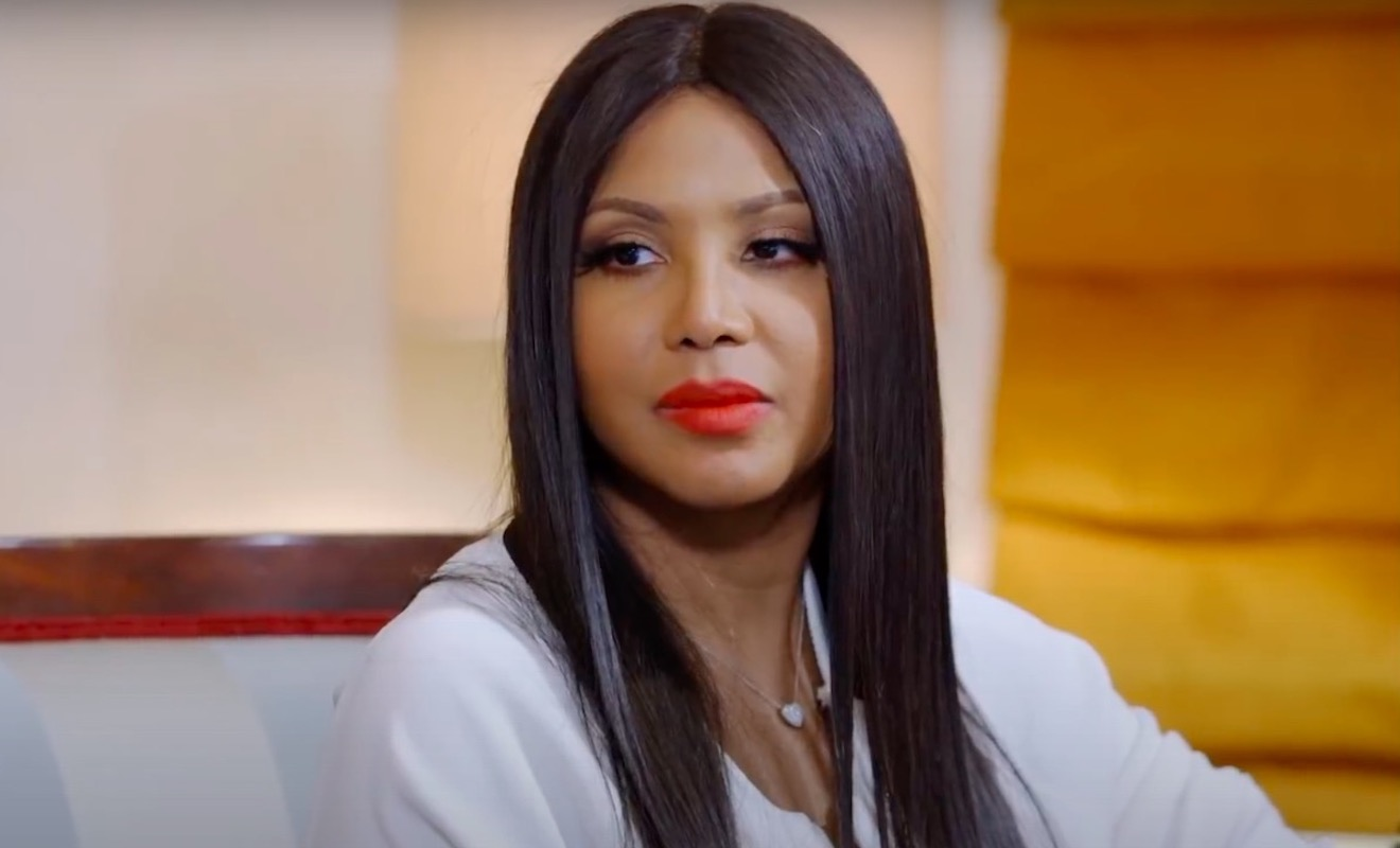 Toni Braxton Says She Regret's Not Telling Folks To 'Say Her Name' When She Was Younger