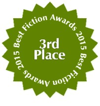 2015 Best Fiction Awards Bronze Seal