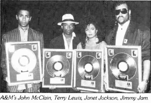 UB Celebrates: 35th Anniversary of Janet Jackson's 'Control' –  UrbanBridgez.com | E-Zine
