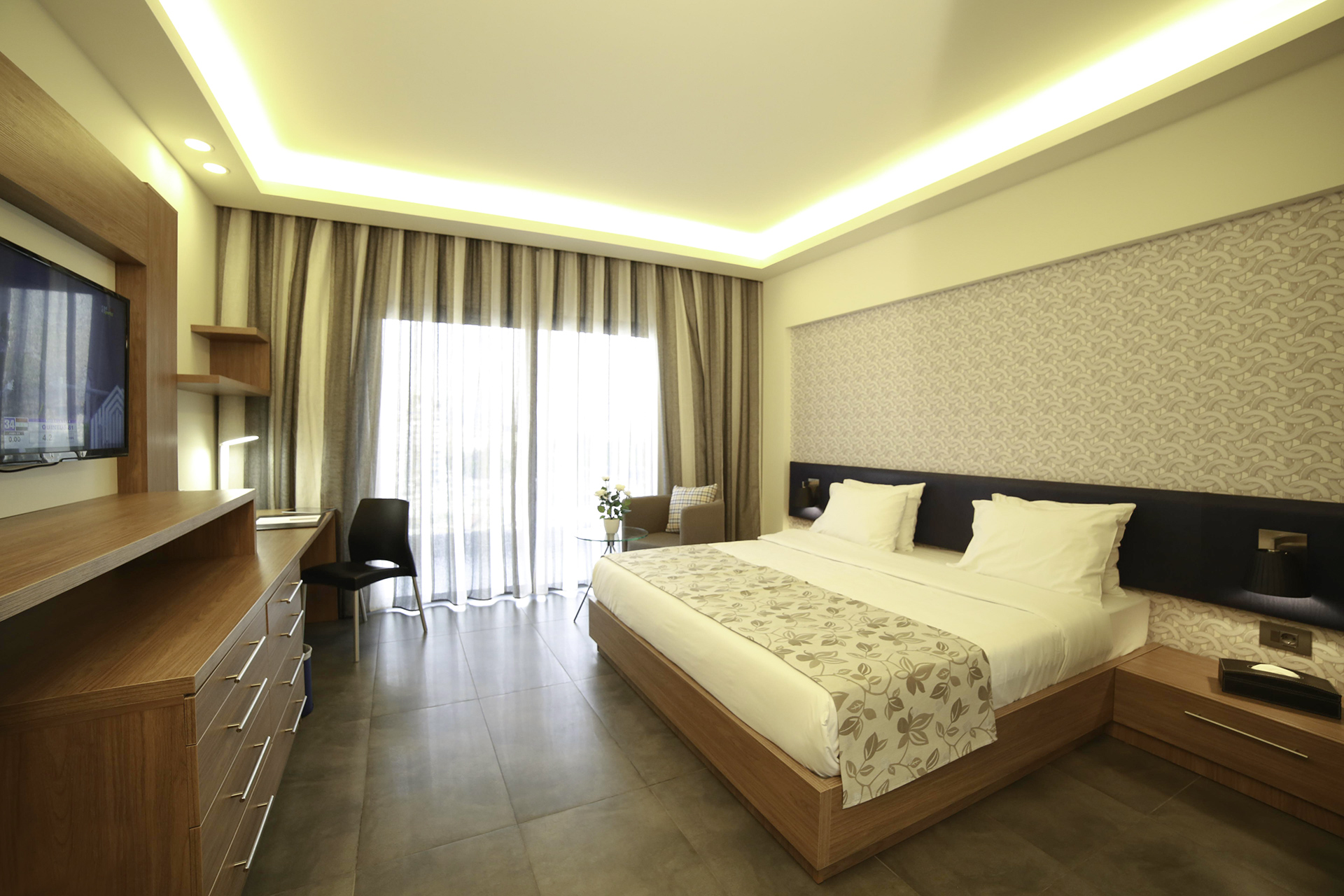 Urban Central Beirut - Deluxe Studio King - 1