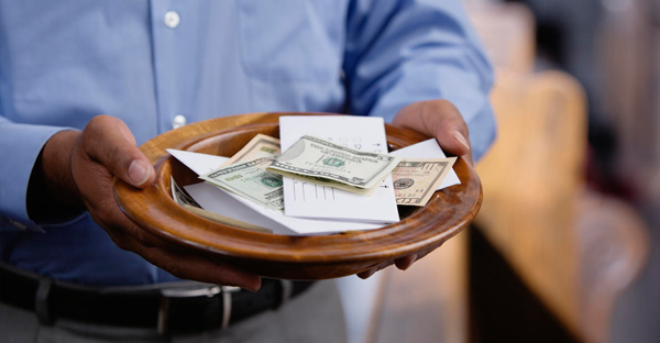 Millennials Ditch the Church Offering Plates for ...